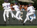 NCAA TCU Texas Baseball