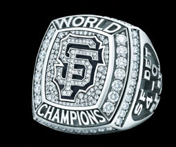 2013 World Series Ring!