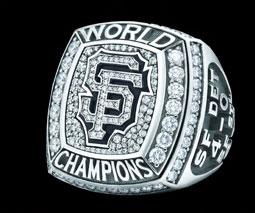 2013 World Series Ring!