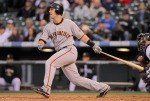 Buster Posey, SF Giants