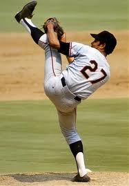 Juan Marichal.  Just your Basic Pitching Form