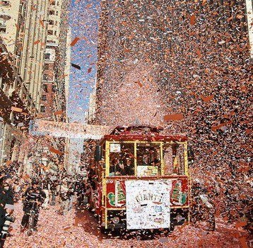 City of San Francisco Sure Knows How to Parade!!