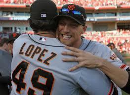 Huggable, lovable Hunter with Xavier Lopez