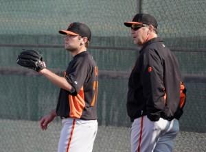 Brett & Bruce Bochy