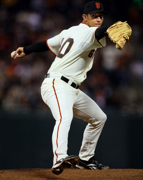Madison Bumgarner , the Pitcher