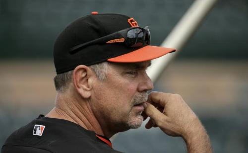 Bruce Bochy, SF Giants Manager of the Year IMHO