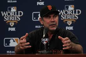 Bruce Bochy, Manager 2010 World Series Champions