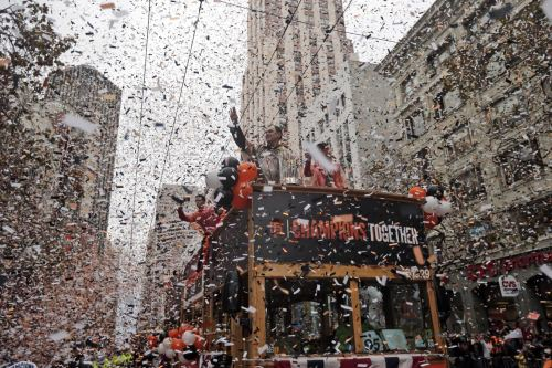 2014 World Series Parade