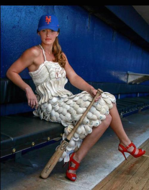 The Baseball Dress!