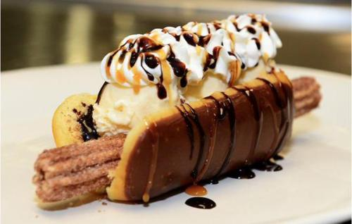 The Churro Dog
